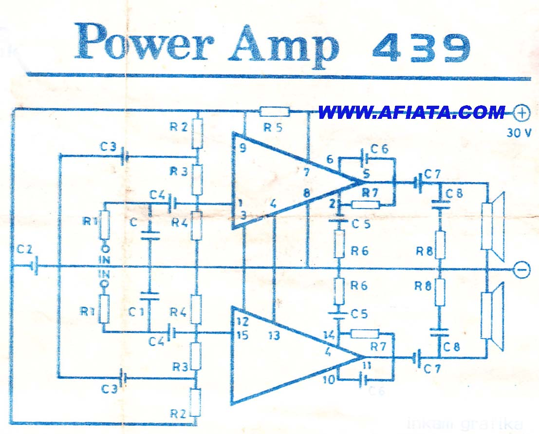 audio amplifier circuit diagram with layout tekonsha voyager brake controller wiring electric primus iq stereo amplifiers using stk439