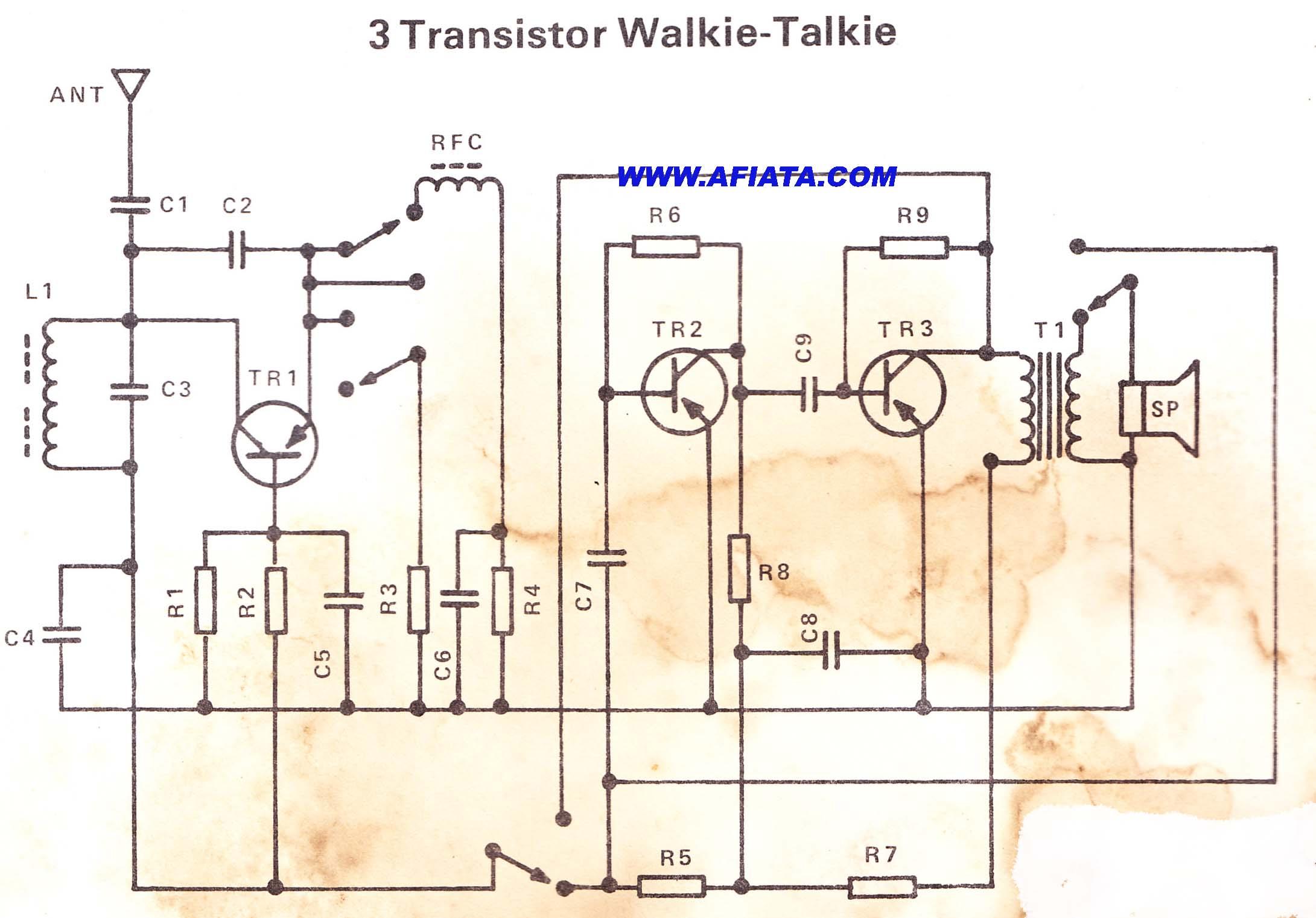 transistor wiring diagram 1966 honda ct90 amplifier