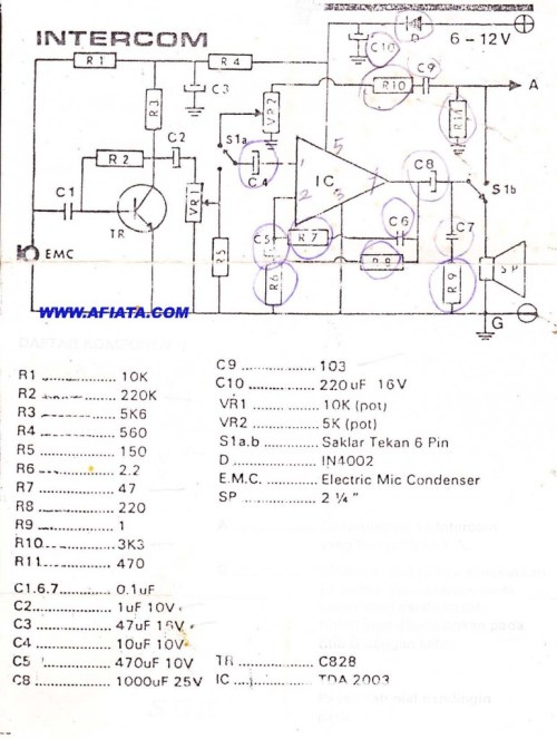 small resolution of making circuit boards at home home intercom wiring diagram simple intercom circuit wireless intercom circuit intercom