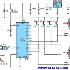 Dld Mini Projects Circuit Diagram 2008 Ford F250 Tow Mirror Wiring Electronic 9s Igesetze De Hobby Electronics Circuits Diagrams Free Rh Hobbyeleccircuits Blogspot Com New Project