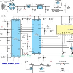 Digital Meter Wiring Diagram Mallory Ignition Unilite Diagrams Get Free Image About