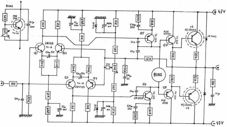 Simple Water Sensor Schematic Digital Voltmeter Schematic