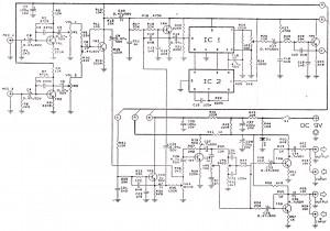 Tone Control Circuit Schematic Mic 6C4 Guitar Amp