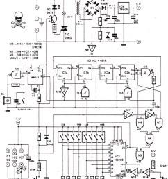 digital clock circuit [ 837 x 1024 Pixel ]