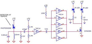 Remote Control Breakers   Electronic Circuit Diagram and