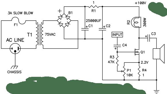 Gps Circuit Schematic