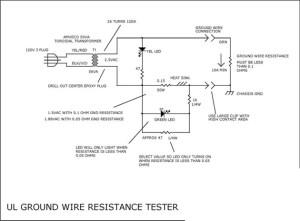 optical fiber power meter | Electronic Circuit Diagram and