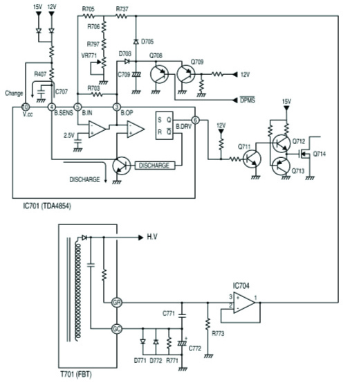 colour decoder circuit