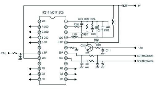 Wireless Power Transmission Circuit Diagram