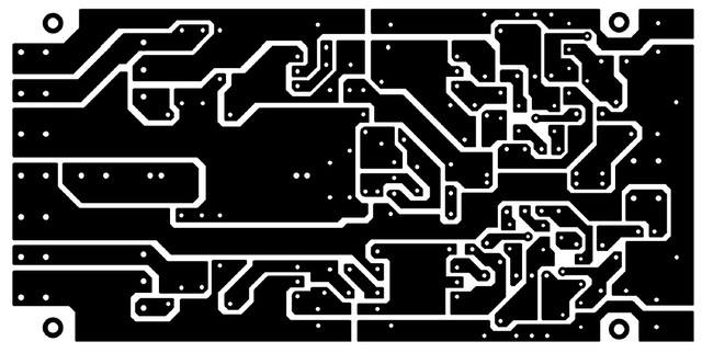 audio amplifier circuit diagram with layout ww1 tank power amp | electronic and