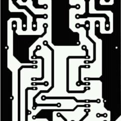 Audio Amplifier Circuit Diagram With Layout 2007 Honda Vtx 1300 Wiring High Power