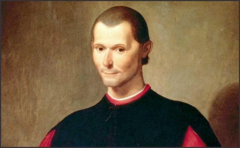 Maquiavel e a Corrupção