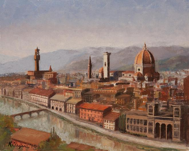 florence-from-piazza-michelangelo-katherine-seger