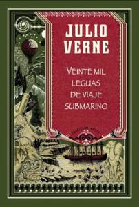 Los libros de Julio Verne en National Geographic