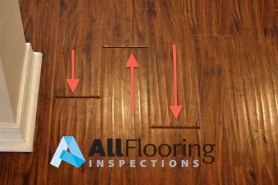 Gaps in Laminate Flooring  All Flooring Inspections