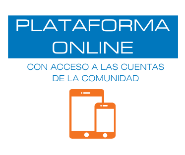 Plataforma Online Afisecan para un acceso a las cuentas de la comunidad de vecinos