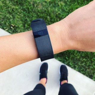 Overcoming My Fitbit Addiction
