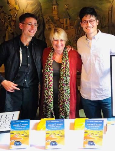 Grand Prix du Livre 2019 (photos)