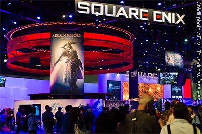 Square Enix Sort Le Grand Jeu Pour La Gamescom 2014