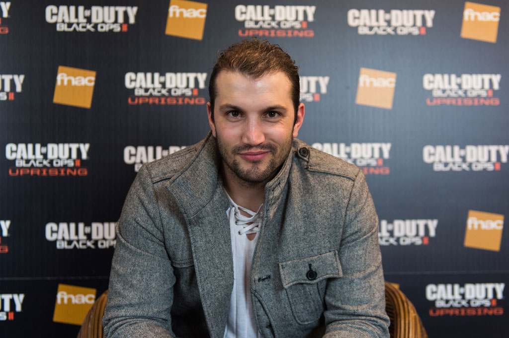 Tournoi Call Of Duty Black Ops II Uprising Avec Sbastien