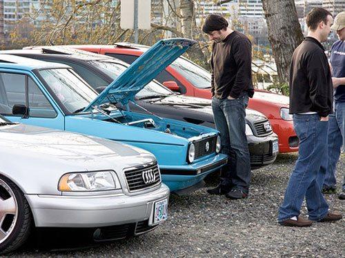 مشروع استيراد السيارات المستعملة