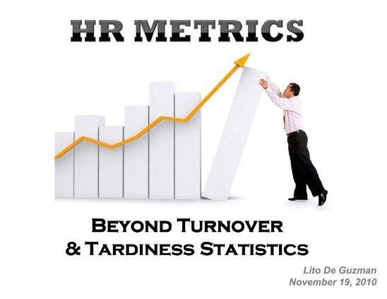 مؤشرات قياس فعالية إدارة الموارد البشرية