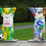 L'ours, symbole de BERLIN