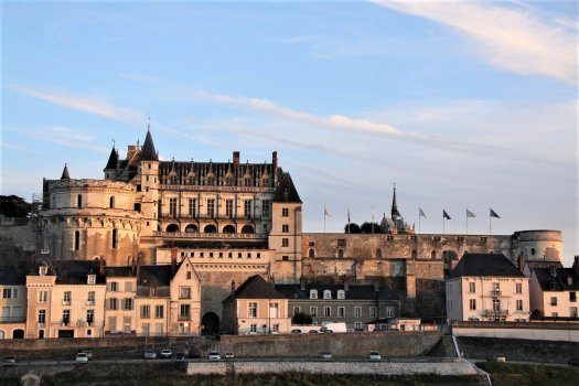 Château Royal d'Amboise - Image par Laure GREGOIRE de Pixabay