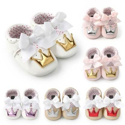 Baby-Girl-Shoes-Lace-PU