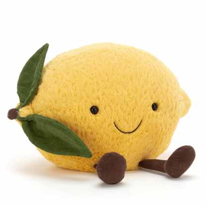 Jellycat Amuseable Lemon Bunny 27cm
