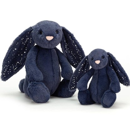 Jellycat Stardust Bunny Small 18cm | All Ages Special Gift Plush