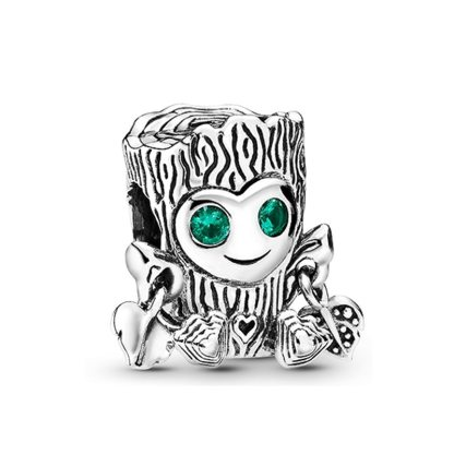 Pandora Tree Monster Charm | Material 925 Sterling Silver