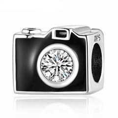 Pandora Bracelet Camera Charm   Material 925 Sterling Silver