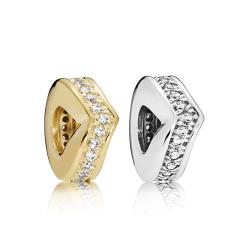 Pandora Wishbone Bracelet - Charm   Material 925 Sterling Silver