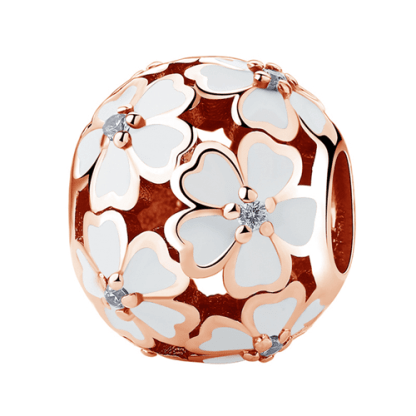 Pandora Daisy Meadow Charm | Material 925 Sterling Silver