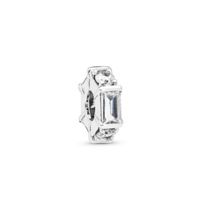 Ice cube pandora charm | Material 925 Sterling Silver