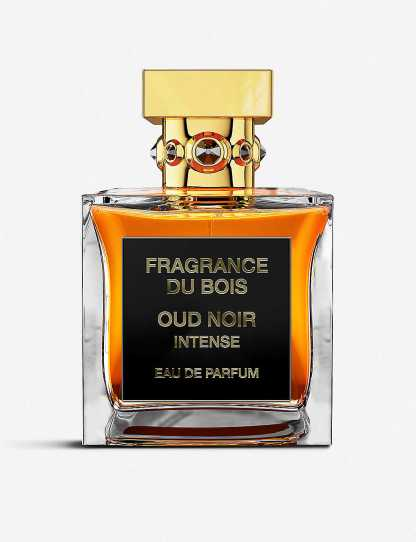 Oud Noir Intense Fragrance Du Bois | Eau De Parfum
