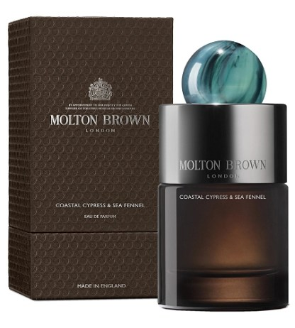 Molton Brown Cyprus & Sea Fennel eau de parfum 100ml