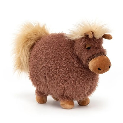 Jellycat pony sheep