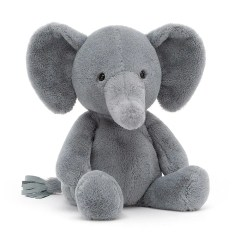 Jellycat elephant bashful