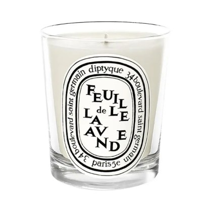 Diptyque Feuille De Lavande Scented Candle Best Candles of 2020