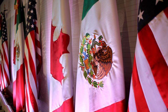 mexico eu canada tlcan 1 696x464 - T-MEC fue aprobado en cámara baja de Canadá; AMLO lo celebra - #Noticias