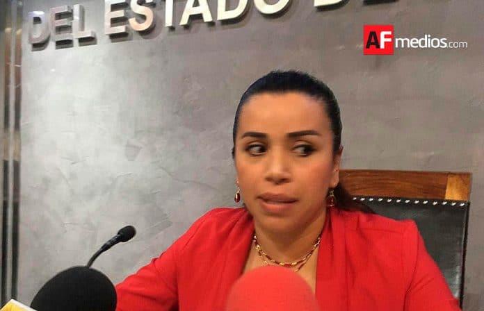jazmin garcia 696x448 - En diciembre Legislativo no tiene actividades apremiantes que resolver: Diputada Jazmín García