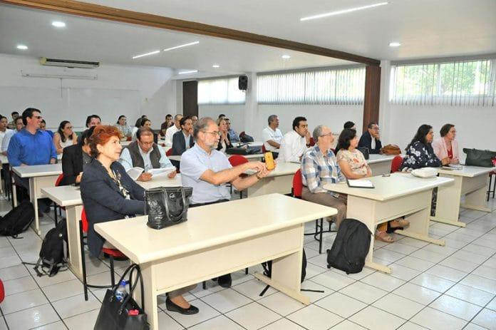plenariadoctoral 696x463 - Arranca plenaria del programa doctoral en Arquitectura