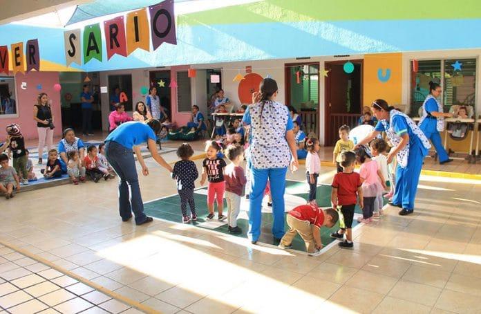 estanciainfantil18 696x454 - Estancia Infantil cumple 29 años de servicio - #Noticias