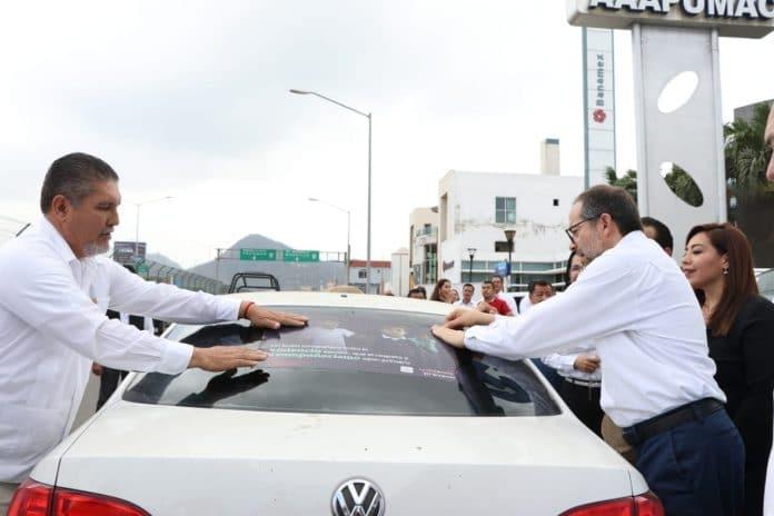 JIPS Campaña Manzanillo 4 696x464 - Gobernador presenta campaña de prevención de la violencia en Manzanillo - #Noticias