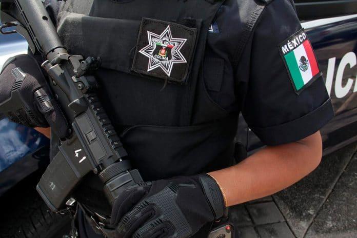policia estatal 696x464 - Las fuerzas estatales de seguridad capturan a dos sujetos por robo