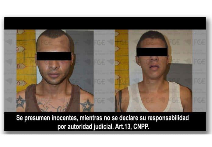 presuntos11 696x484 - A la cárcel quienes ultimaron a un hombre y lesionaron a otro en Punta Diamante - #Noticias