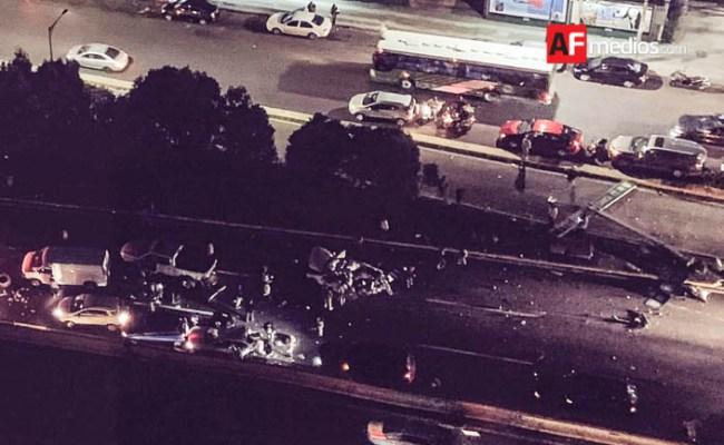 7 Muertos Por Accidente En La Carretera Cdmx Toluca