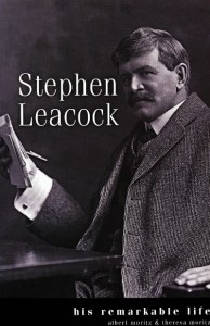 Stephen Leacock His Remarkable Life 400x618